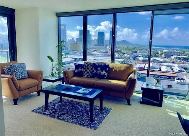 $949,500 - 2Br/2Ba -  for Sale in Kakaako, Honolulu