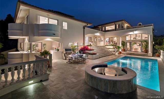 $6,128,000 - 5Br/5Ba -  for Sale in Hawaii Loa Ridge, Honolulu