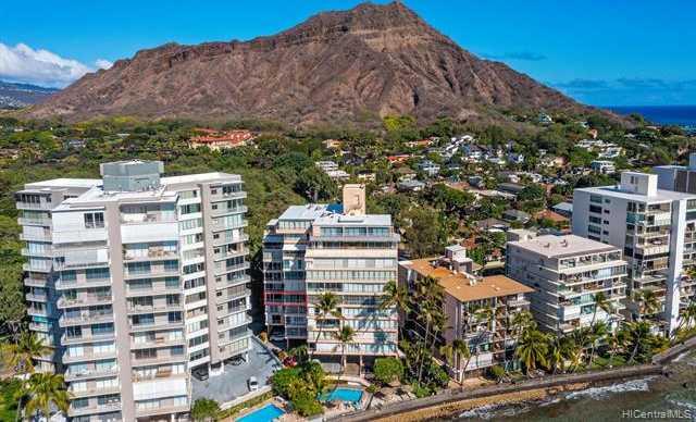 $3,950,000 - 2Br/2Ba -  for Sale in Diamond Head, Honolulu