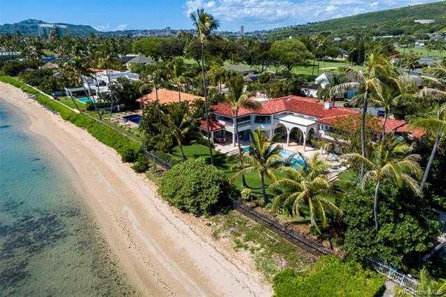 $19,500,000 - 3Br/4Ba -  for Sale in Kai Nani, Honolulu