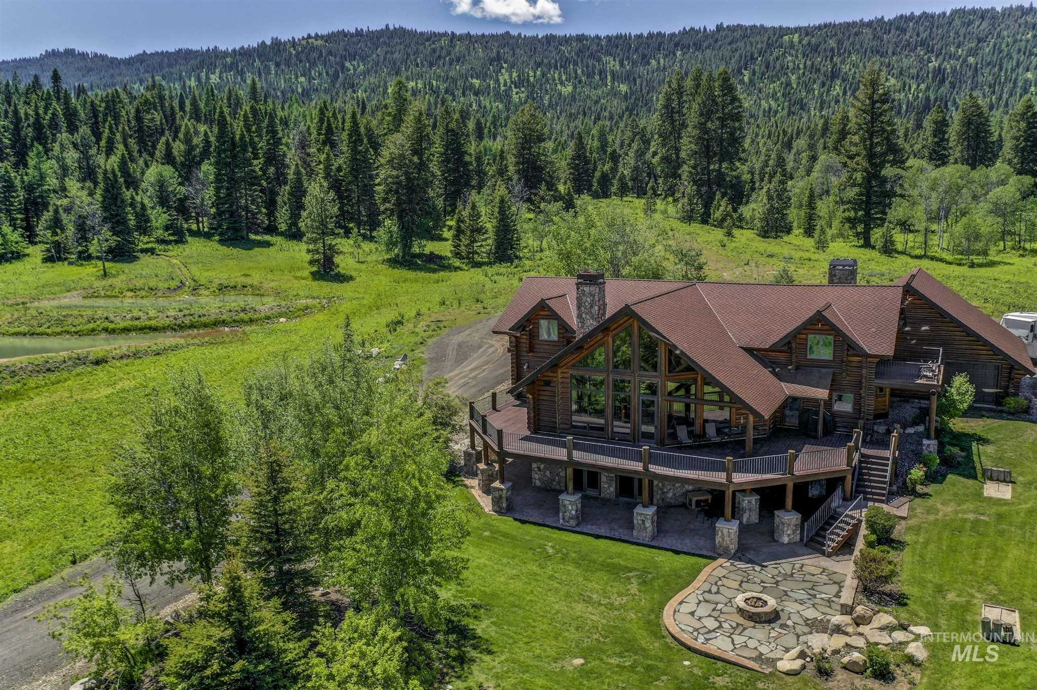 $3,495,000 - 4Br/6Ba -  for Sale in 0 Not Applicable, Mccall
