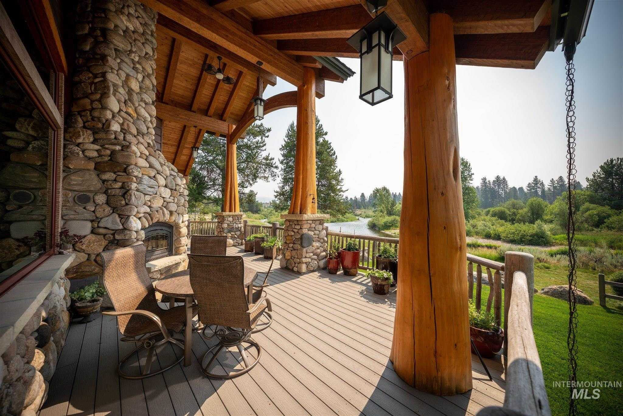 $4,495,000 - 3Br/4Ba -  for Sale in Rivers Crossing, Mccall