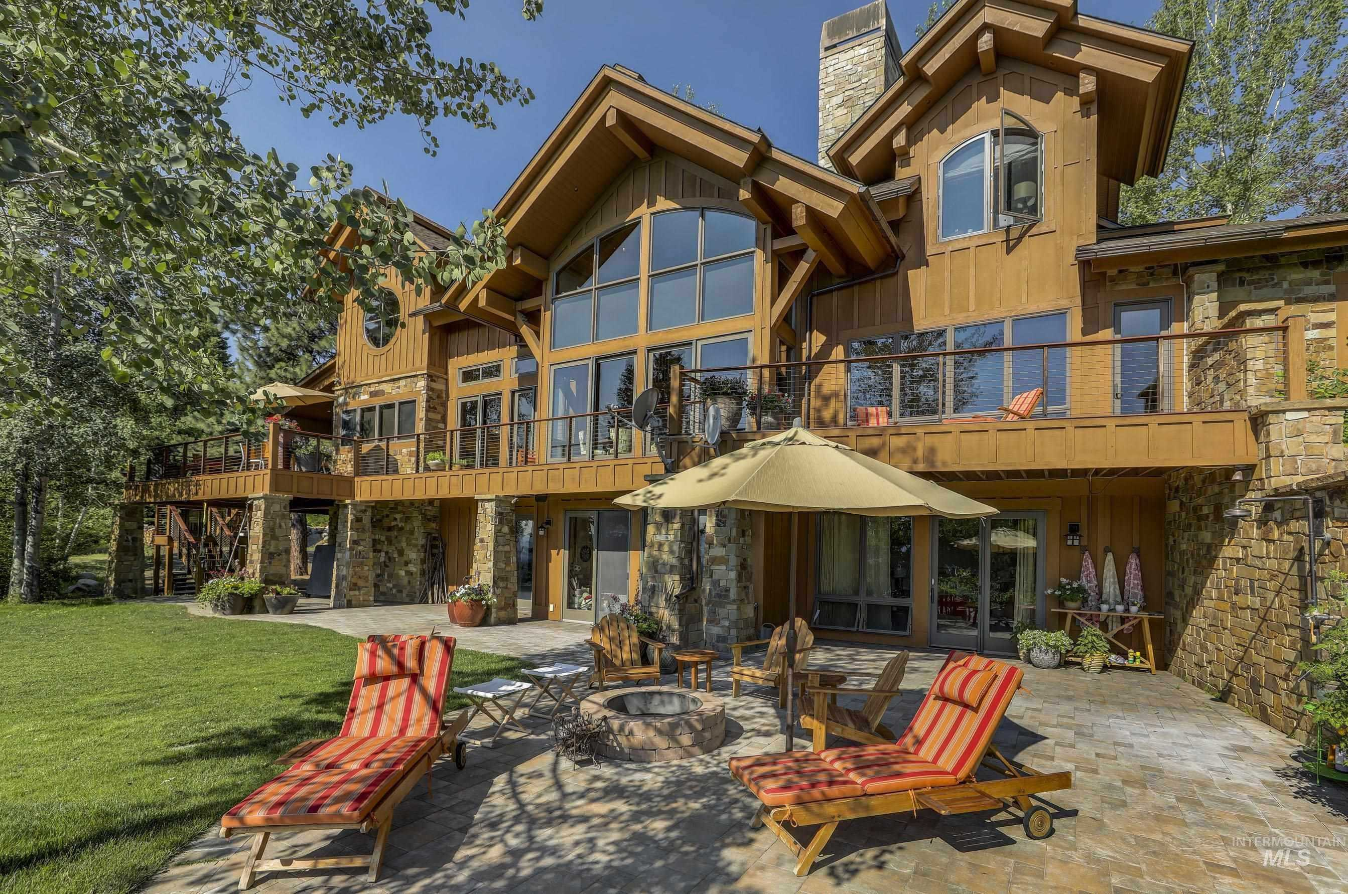 $3,720,000 - 4Br/4Ba -  for Sale in Kings Pines Estates, Mccall
