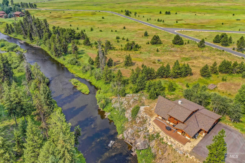 $4,000,000 - 3Br/4Ba -  for Sale in Lake Fork Estates, Mccall