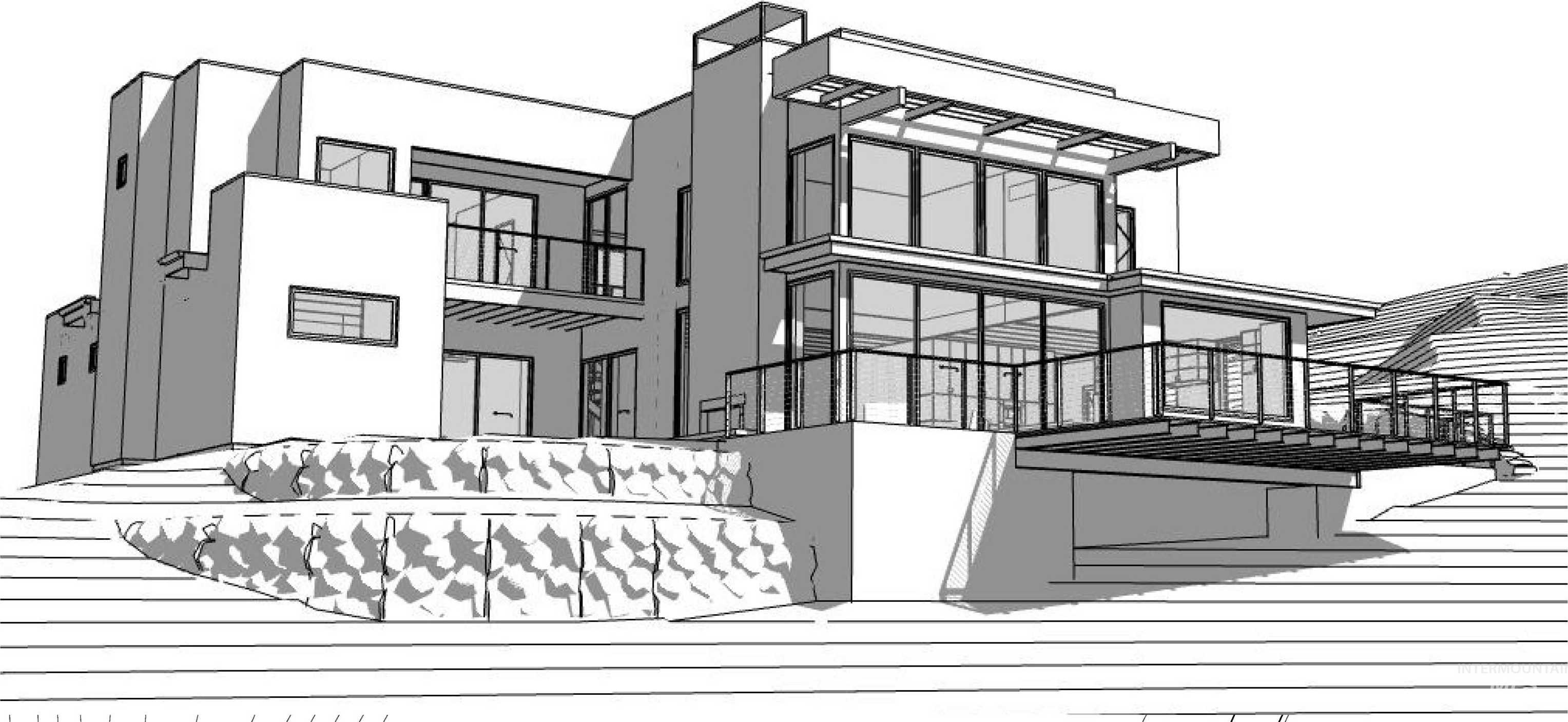 $3,750,000 - 4Br/5Ba -  for Sale in Highlands Cove, Boise