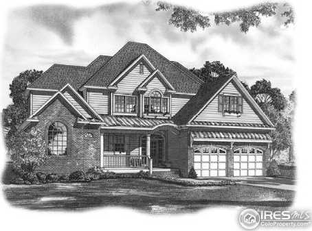 $850,000 - 4Br/4Ba -  for Sale in Estates At Matthews Farms, Berthoud