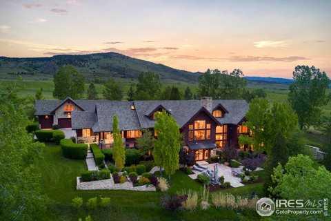 $4,650,000 - 6Br/10Ba -  for Sale in Caribou Springs Ranch, Longmont
