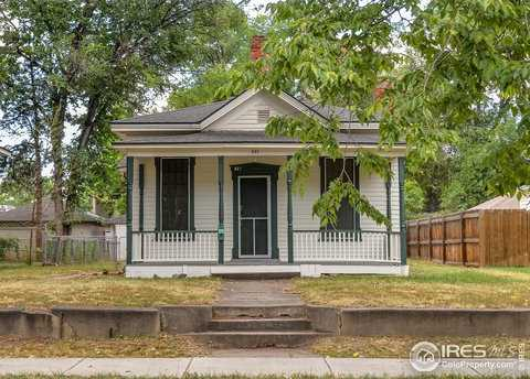 $395,000 - 3Br/1Ba -  for Sale in //10134 - Ftc Blk 134, Fort Collins