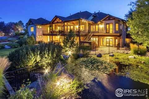 $1,900,000 - 4Br/8Ba -  for Sale in The Hill Conservation Development, Fort Collins