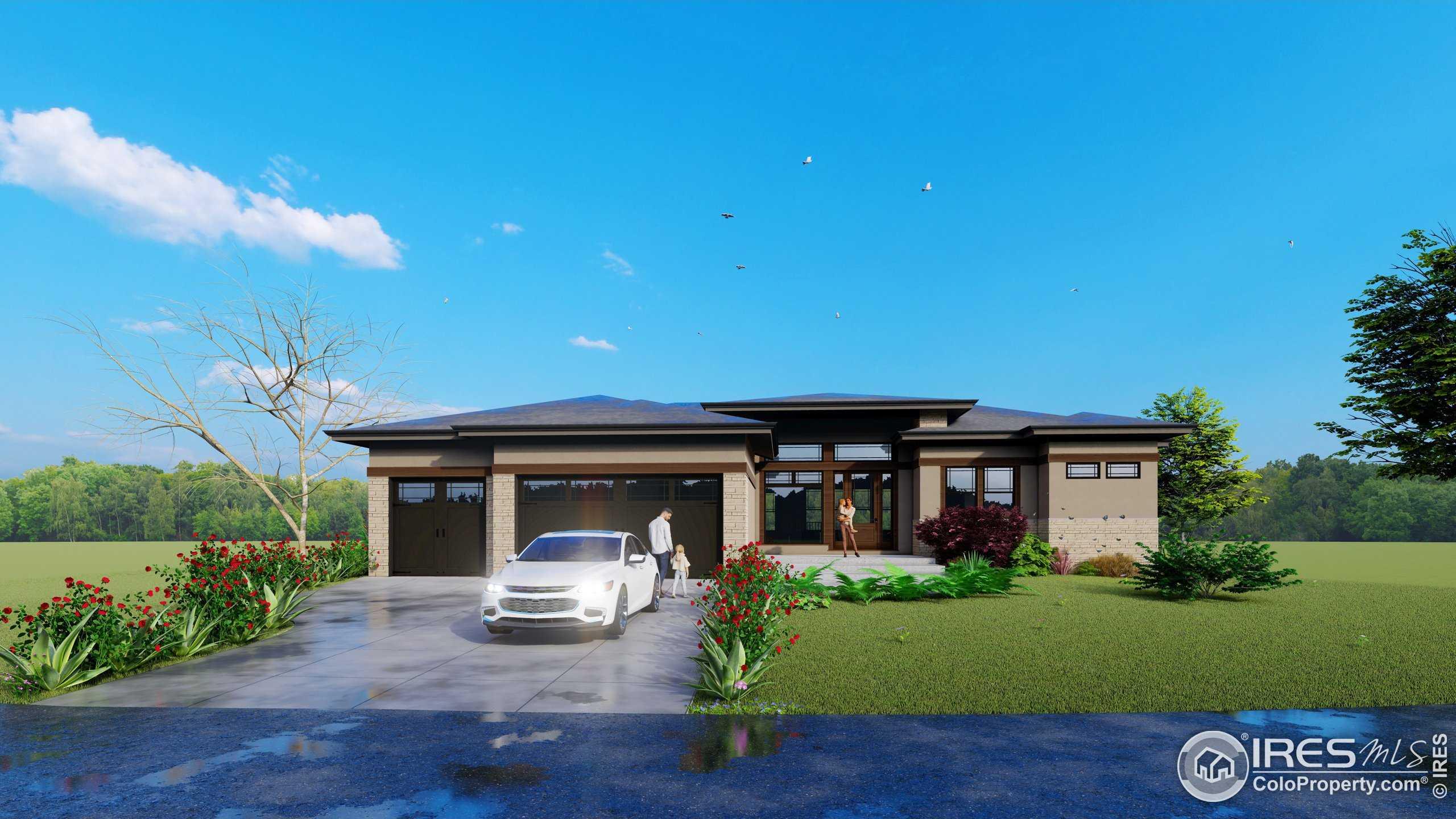 $749,900 - 4Br/4Ba -  for Sale in Serratoga Falls, Timnath