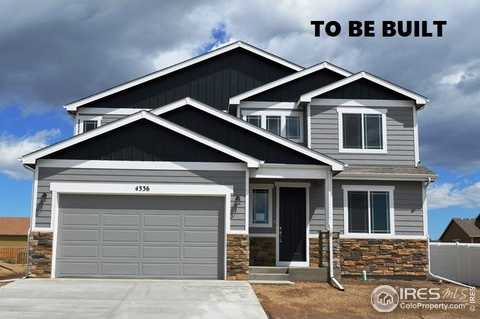 $453,420 - 4Br/3Ba -  for Sale in Timnath Ranch, Timnath