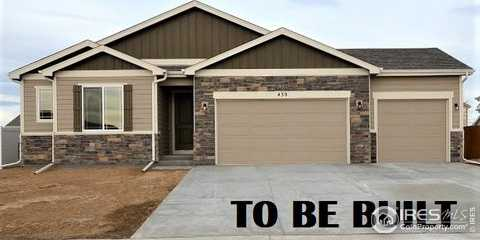 $529,540 - 5Br/3Ba -  for Sale in Timnath Ranch, Timnath