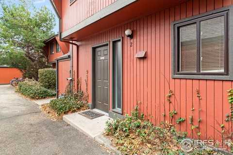 $258,500 - 3Br/2Ba -  for Sale in Woodbox Condominums, Fort Collins