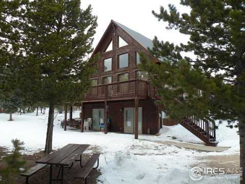 $465,000 - 3Br/2Ba -  for Sale in Crystal Lakes, Red Feather Lakes