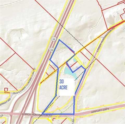 00 Lower Huntington Road Fort Wayne,IN 46802 201206817