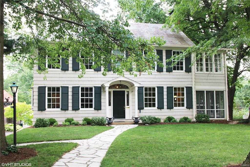 $1,050,000 - 5Br/4Ba -  for Sale in Blackmer Place, St Louis