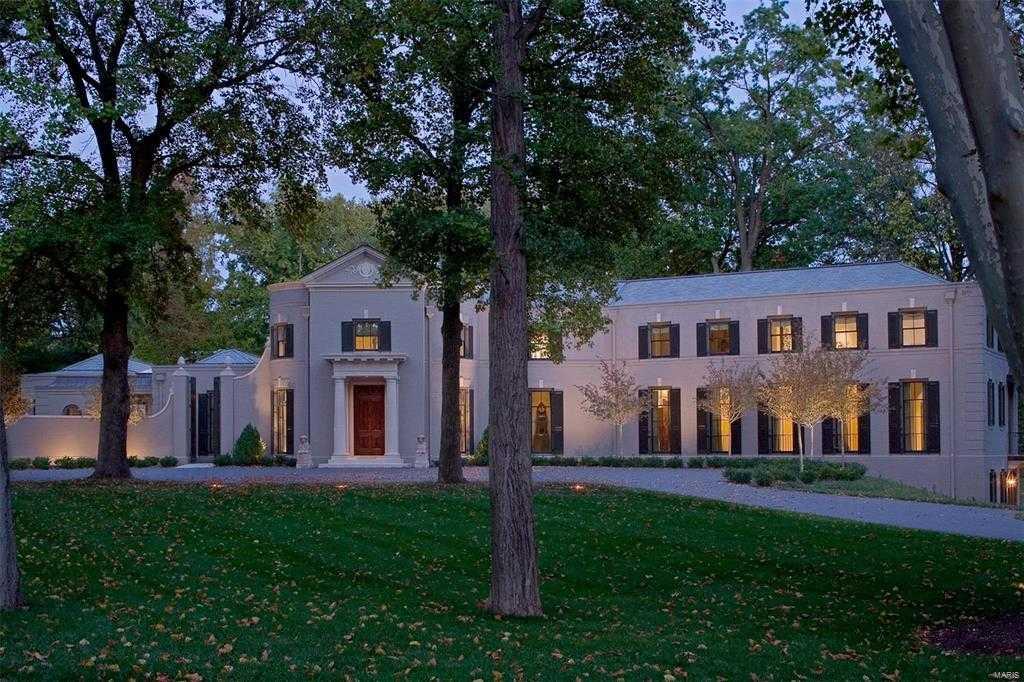 $5,975,000 - 5Br/8Ba -  for Sale in Brentmoor, St Louis