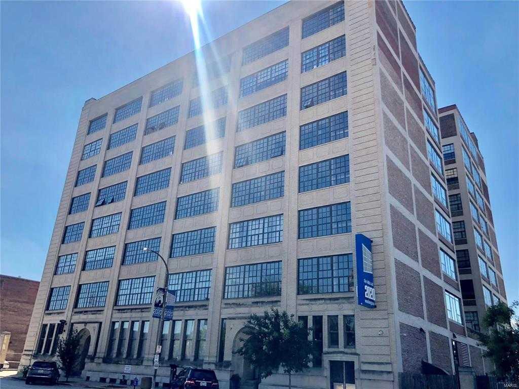 Exposed Brick - St. Louis Condos & Lofts.com
