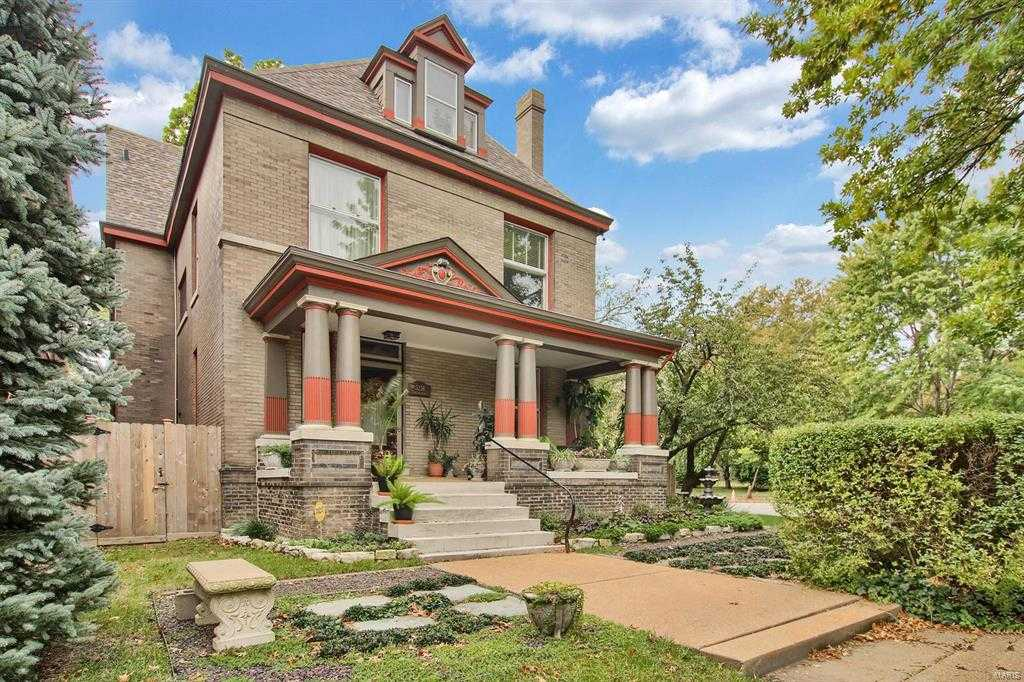 Homes For Sale In Lafayette Square Mo St Louis Realty