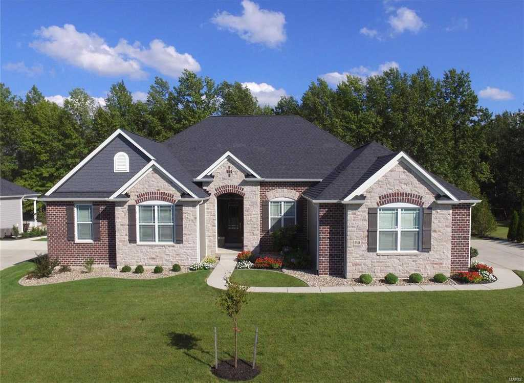 $749,900 - 3Br/3Ba -  for Sale in Bluffs At Windcastle, St Charles