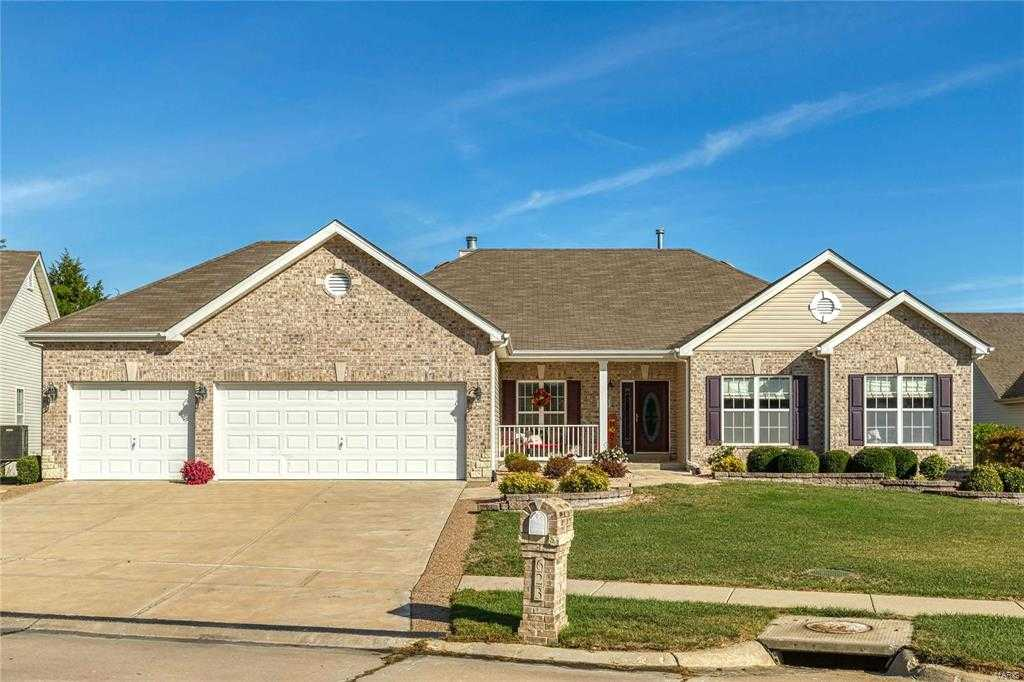 $345,000 - 3Br/4Ba -  for Sale in Stone Meadows #11, Wentzville