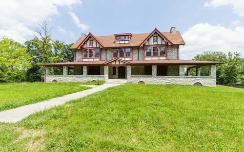 $1,500,000 - 4Br/3Ba -  for Sale in Normandy Athletic Club, Maryland Heights