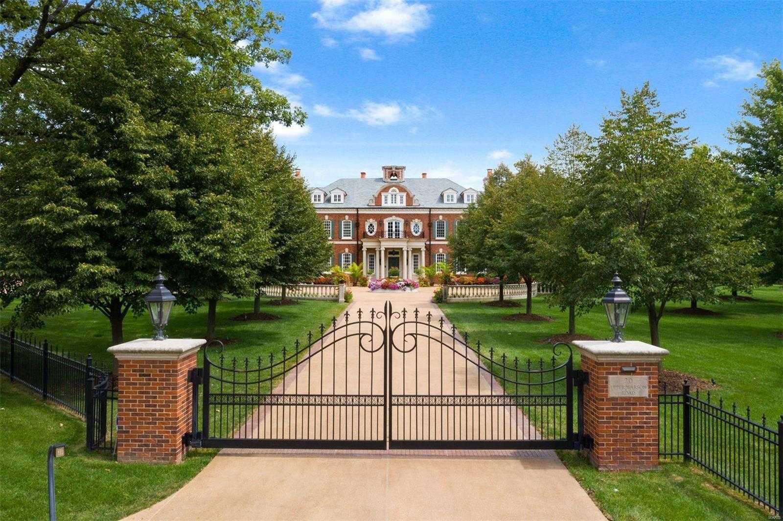 $9,900,000 - 6Br/10Ba -  for Sale in Upper Warson, St Louis