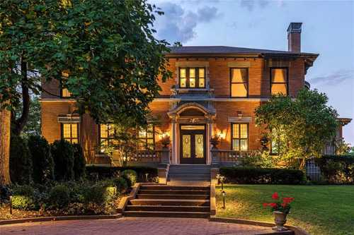 $1,150,000 - 5Br/5Ba -  for Sale in Westmoreland Place, St Louis