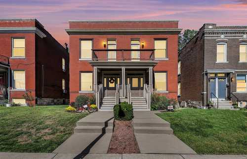 $325,000 - 3Br/3Ba -  for Sale in Tower Grove South Neighborhood, St Louis