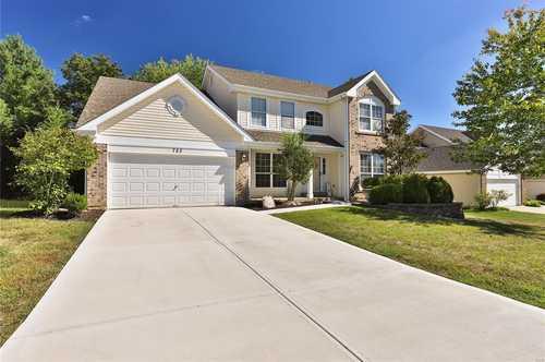 $299,900 - 4Br/3Ba -  for Sale in Falcon Hill Village, O'fallon