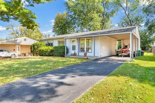 $149,900 - 4Br/2Ba -  for Sale in Brookside 4, Maryland Heights