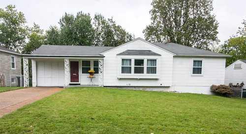 $170,000 - 2Br/1Ba -  for Sale in Mackenzie Park 2 Sec B, St Louis