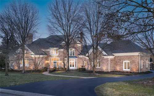 $2,095,000 - 5Br/8Ba -  for Sale in Litzsinger Place, St Louis