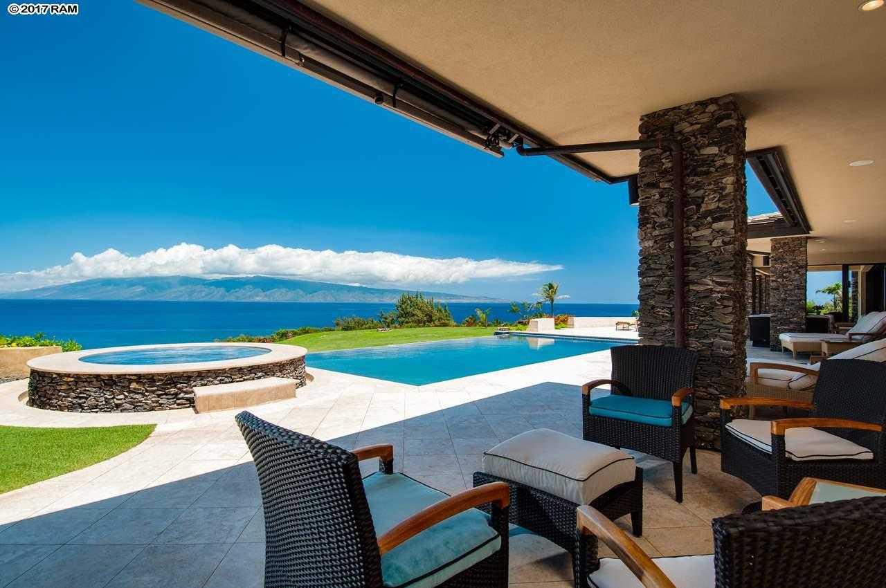 $15,000,000 - 8Br/9Ba -  for Sale in Kapalua Plantation Estate, Lahaina