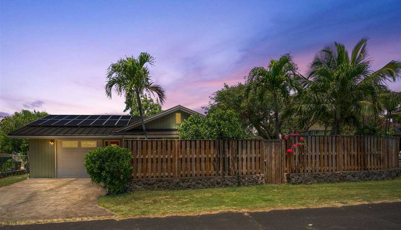 $860,000 - 3Br/2Ba -  for Sale in Paia