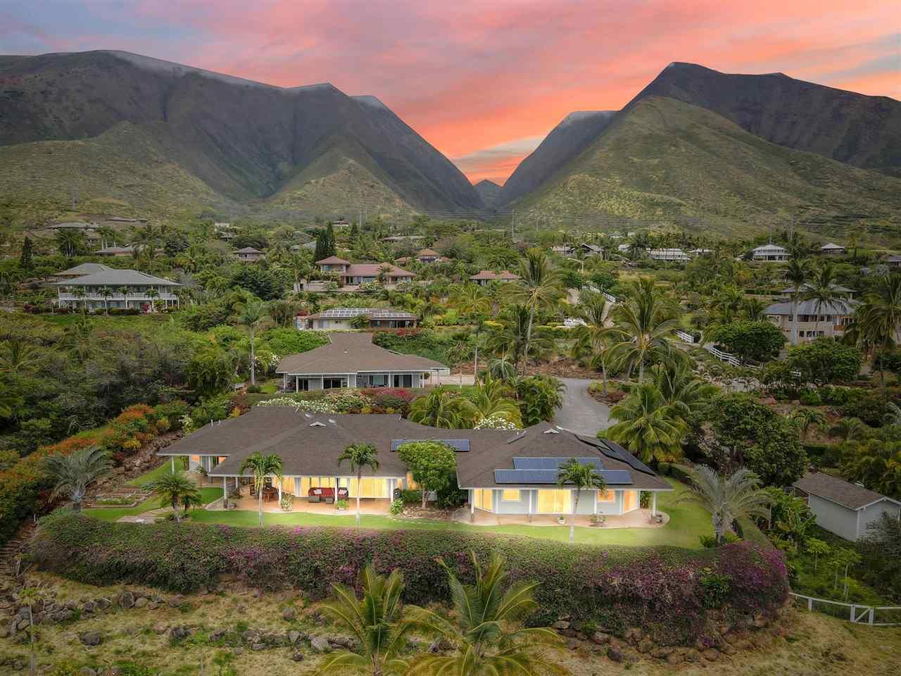 $3,700,000 - 4Br/4Ba -  for Sale in Mahanalua Nui, Lahaina