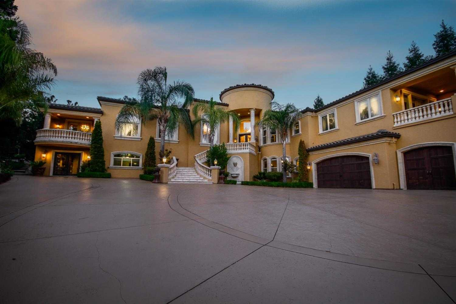 $3,269,999 - 6Br/8Ba -  for Sale in Los Lagos, Granite Bay