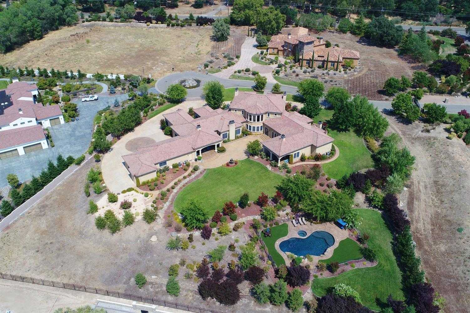 $3,300,000 - 5Br/8Ba -  for Sale in Granite Bay