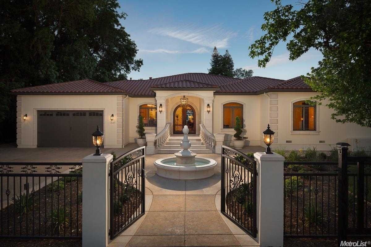 $2,674,000 - 4Br/5Ba -  for Sale in Sacramento