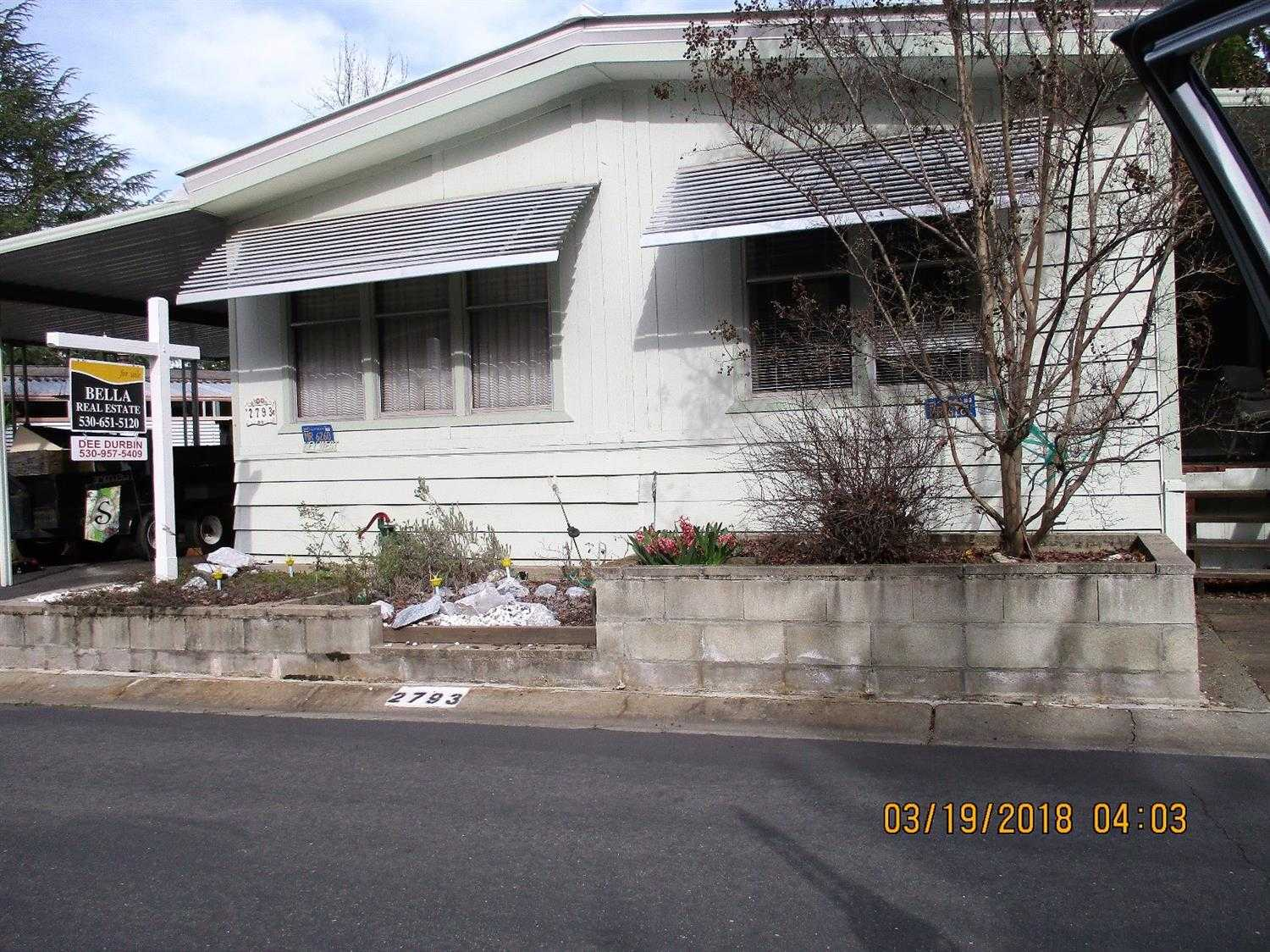 $59,500 - 2Br/2Ba -  for Sale in Placerville