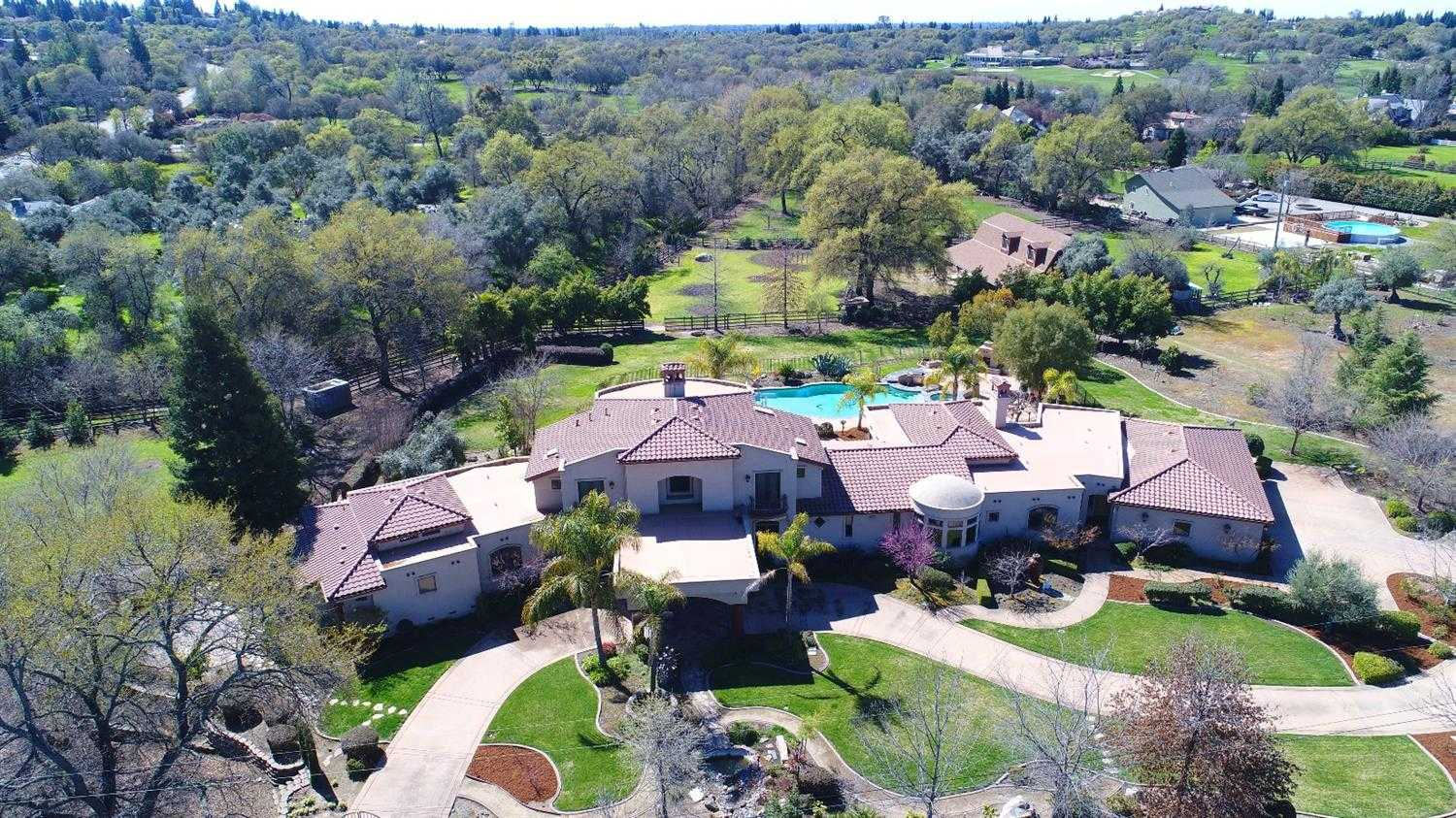 $2,950,000 - 5Br/8Ba -  for Sale in Granite Bay
