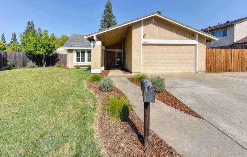7256 Quailwood Way Citrus Heights, CA 95610