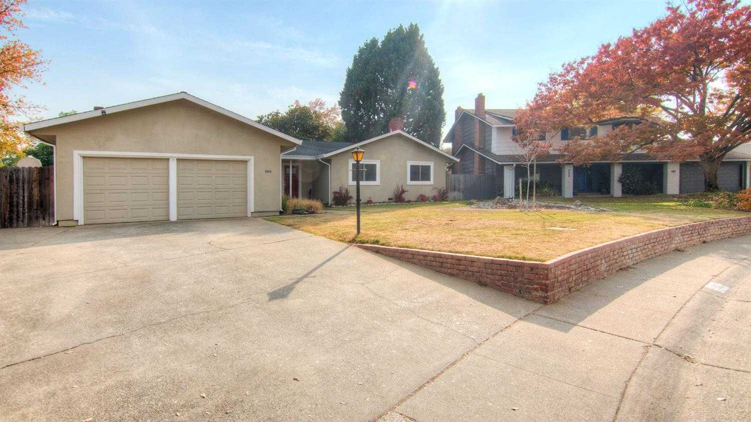 506 Vine Way Roseville, CA 95678