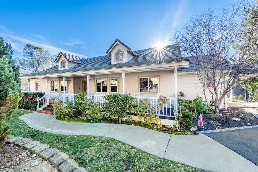 $925,000 - 3Br/3Ba -  for Sale in Texas Hill, Placerville