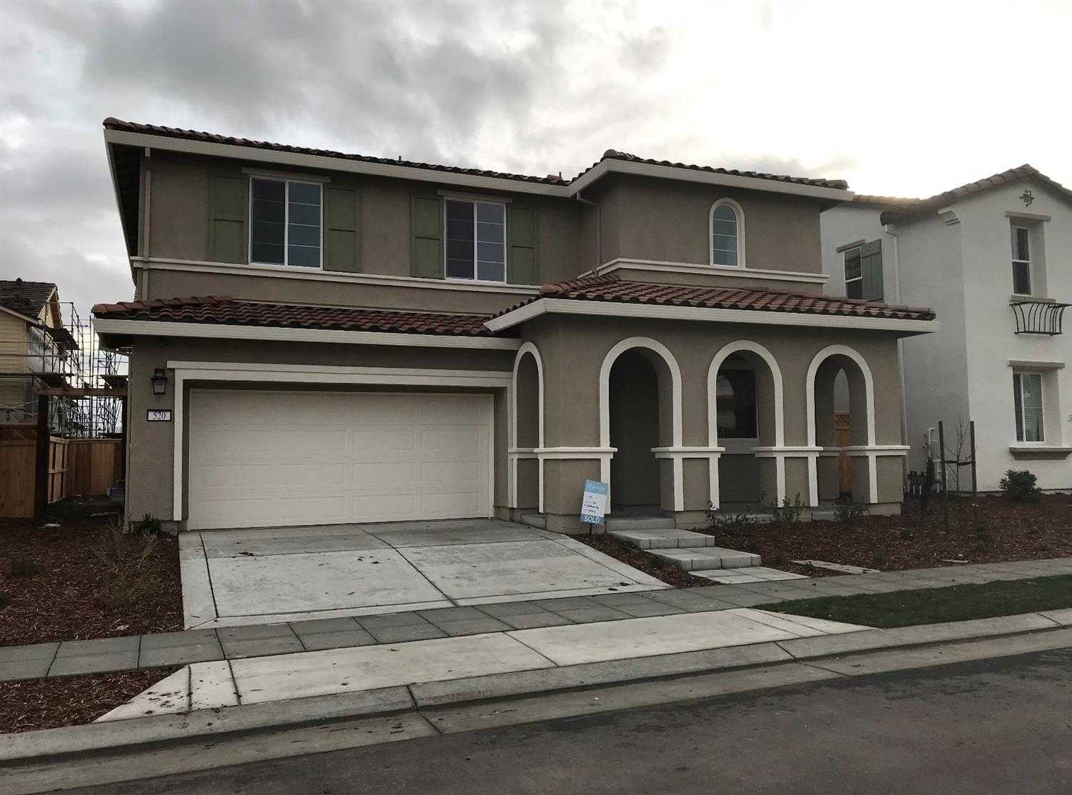 $634,280 - 4Br/3Ba -  for Sale in Medowview At Mountain House, Mountain House