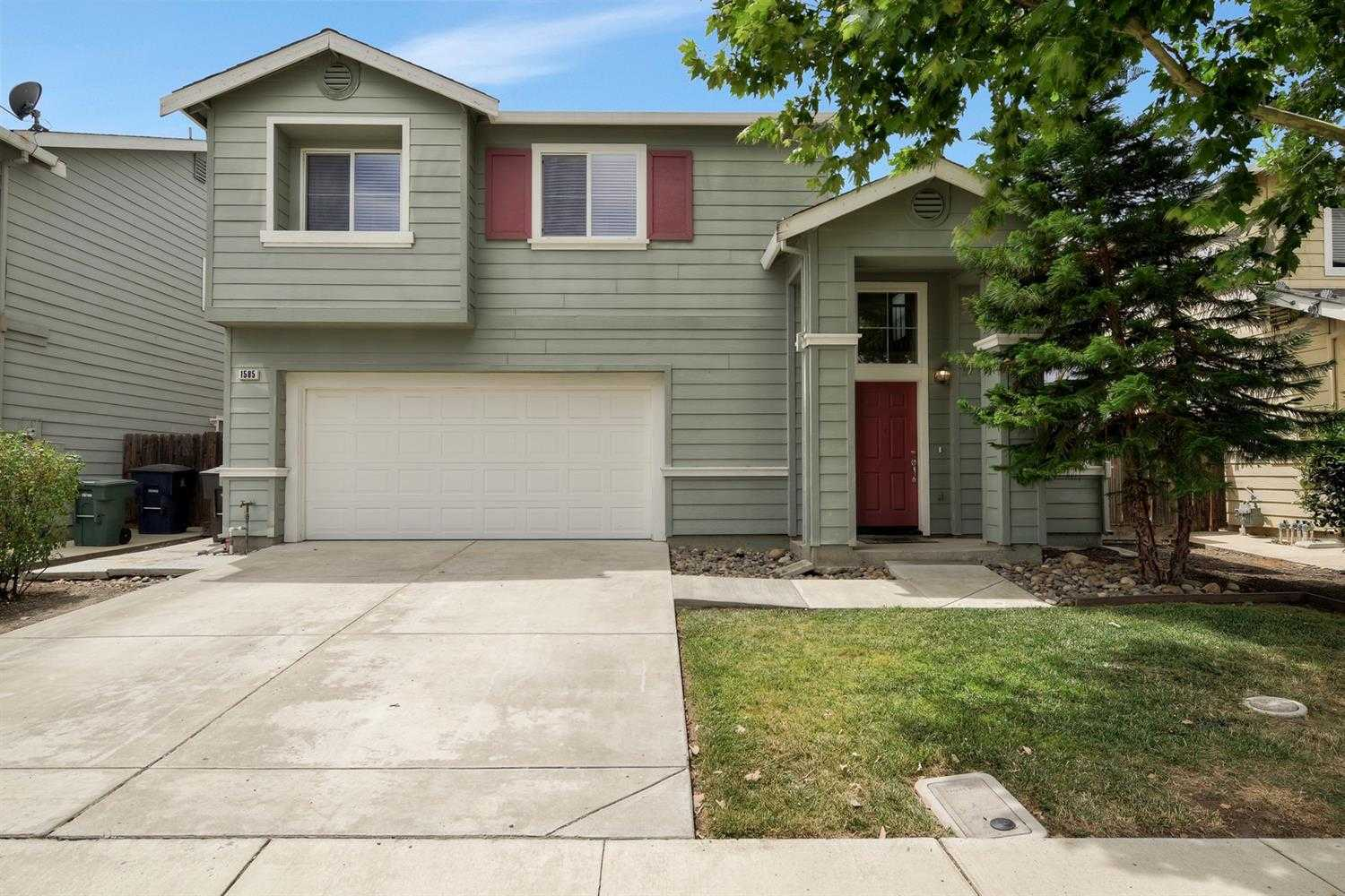 1585 Lankershire Dr Tracy, CA 95377