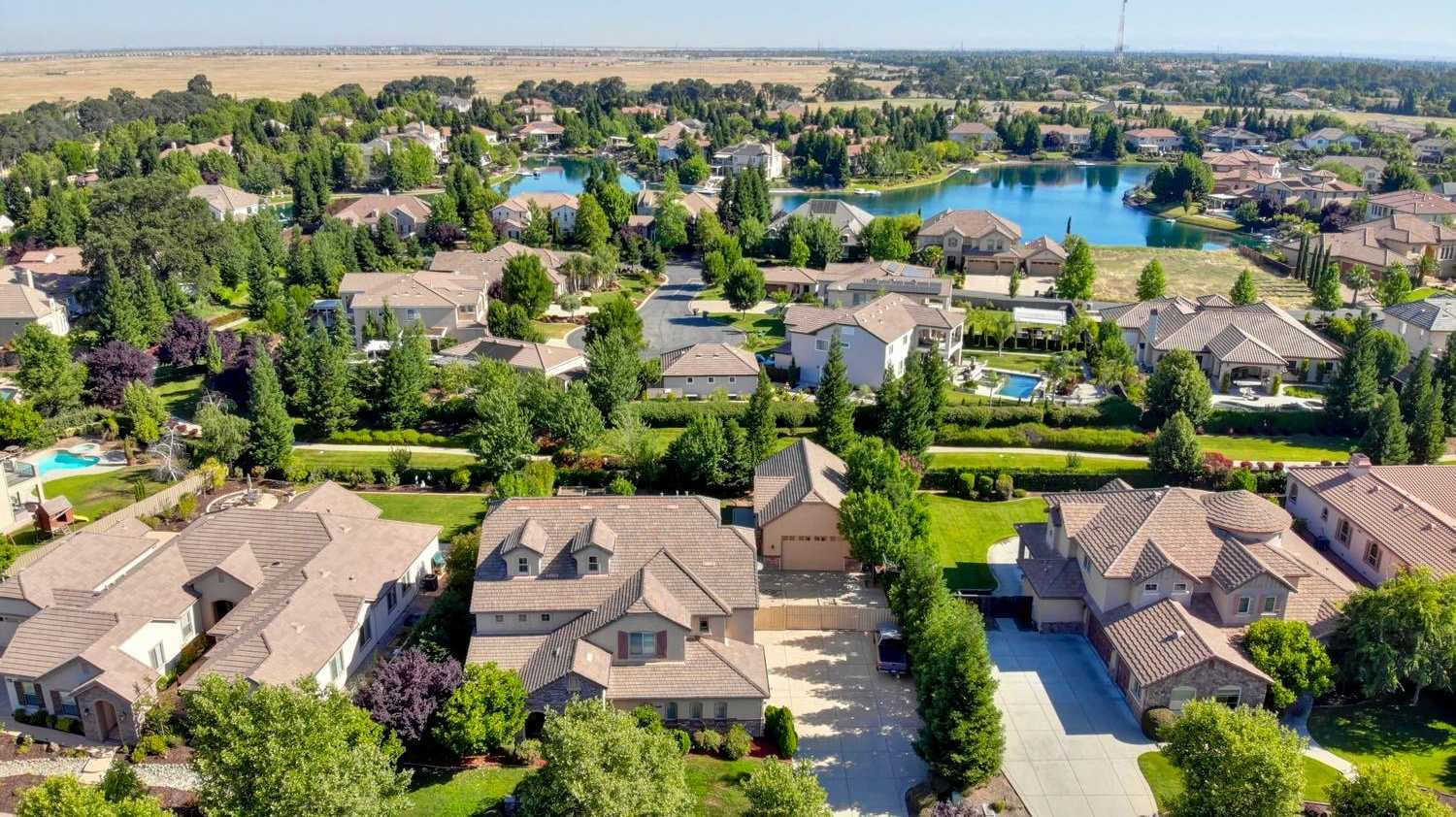 $1,089,900 - 5Br/6Ba -  for Sale in Morgan Creek Village Golf & Country Club, Roseville
