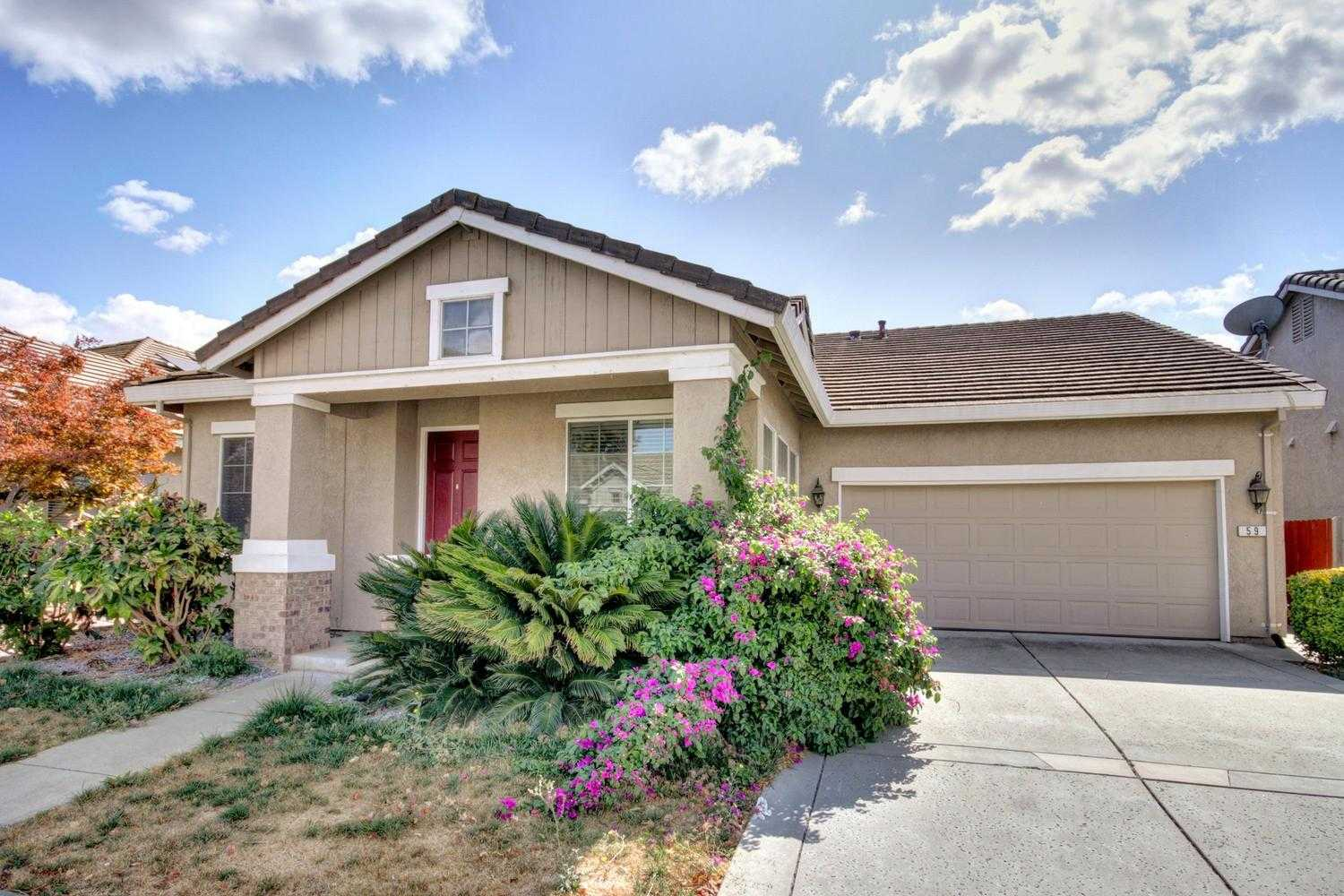 $419,900 - 4Br/2Ba -  for Sale in Gateway West Village 02, Sacramento