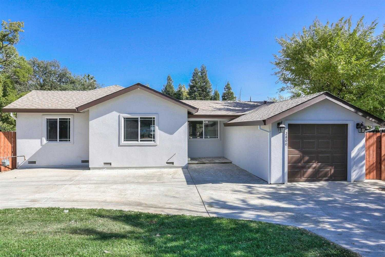 2800 Howe Ave Sacramento, CA 95821