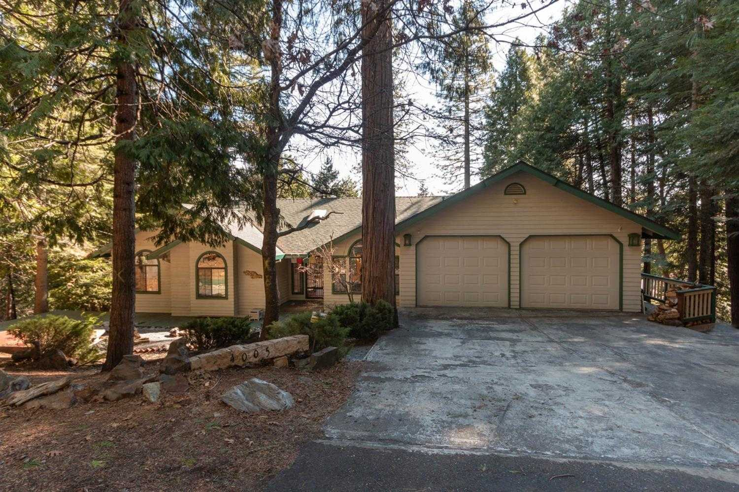 $369,000 - 3Br/2Ba -  for Sale in Pollock Pines